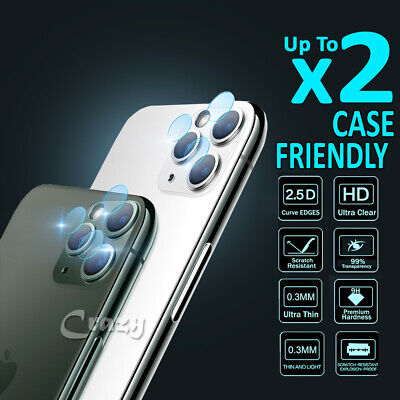 Apple iPhone 11 Pro 11 Pro Max 11 Camera Lens Tempered Glass Screen Protector