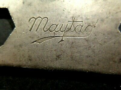 Antique vintage Maytag washing machine gas hit and miss engine farm wrench TOOL