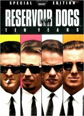 DVD - Action - Reservoir Dogs Ten Years Special Edition - Quentin Tarantino