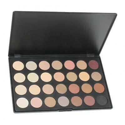 28 Colors Fine Eyeshadow Palette Earth Tone Cosmetics Eye Shadow Powder