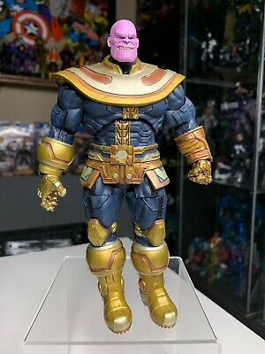 THANOS Disney Store Exclusive MARVEL SELECT Infinity War INCOMPLETE LOOSE