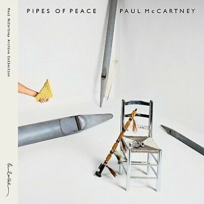 PAUL McCARTNEY - PIPES OF PEACE (SPECIAL EDITION) - CD - NUEVO