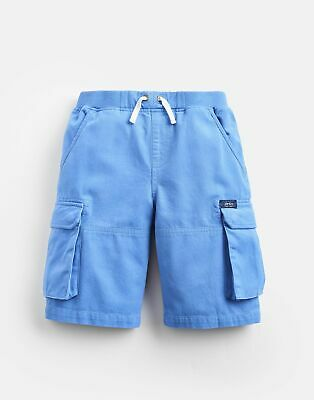 Joules Boys Bob Cargo Shorts  - BLUE