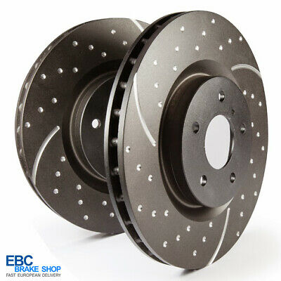 EBC Turbo Grooved Disc GD1963