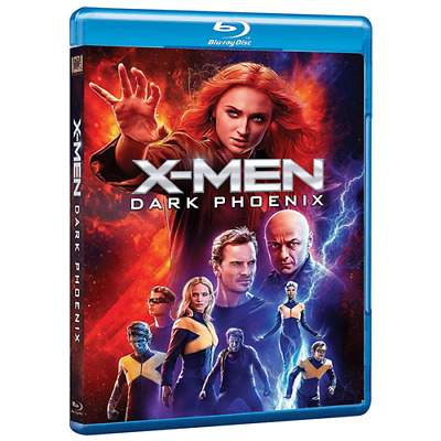 X-Men: Dark Phoenix  [Blu-Ray Nuovo]