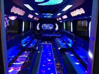 Party bus Limousine Partybus Limo  conversion