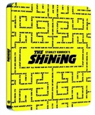 Shining - Extended Edition (4K Ultra HD + Blu-Ray Disc - SteelBook)