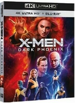 X-Men - Dark Phoenix (4K Ultra HD + Blu-Ray Disc)