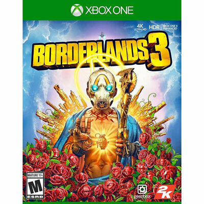 Borderlands 3 XBOX ONE New and Sealed IN STOCK NOW