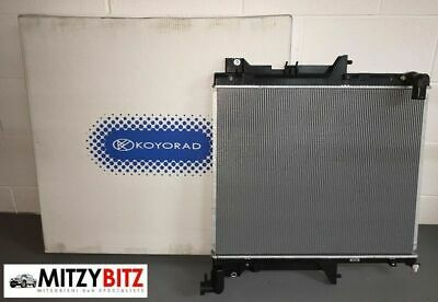 27MM CORE RADIATOR for MITSUBISHI L200 KB4T 2.5 DID AUTOMATIC ONLY 2006-2016