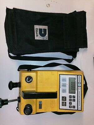 Druck DPI1 601 (IS) Pressure Calibrator