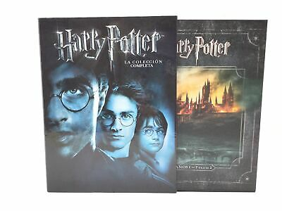 Pelicula Bluray Harry Potter La Coleccion Completa Bluray 5077138