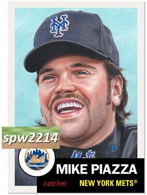 Topps Living Set Mike Piazza #235