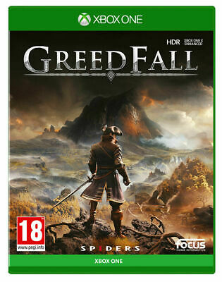 GreedFall Xbox One (Digital Download/Read the description before buying)
