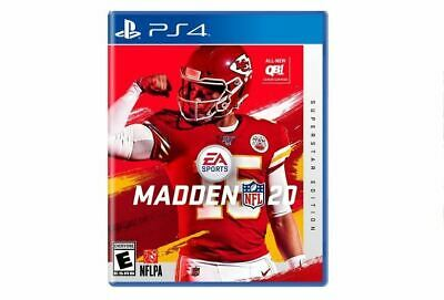 Electronic Arts Madden NFL 20 Superstar Edition - PlayStation 4