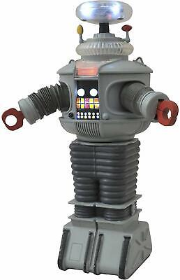Lost In Space B9 Electronic Talking Robot Diamond Select Toys