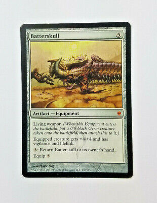 1x Batterskull New Phyrexia Magic the Gathering Card