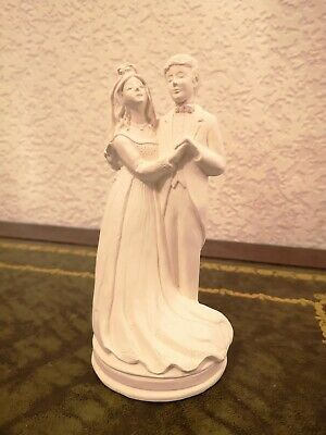 Bisque Paint Your Own Ceramic Bride And Groom