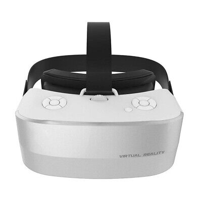 V12 VR All In One Headset Virtual 3D Glasses GEO Gyroscope 5.5 inch H8 CPU E3S1