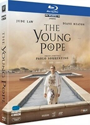 The Young Pope (4 Blu-Ray Disc) - ITALIANO ORIGINALE SIGILLATO -