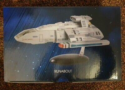 Eaglemoss Star Trek Runabout XL edition USS Orinoco