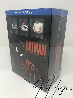 Batman: The Complete Animated Series Deluxe Limited Edition (Blu-ray + Digital)