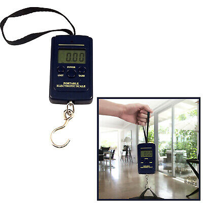 40kg Digital LCD Luggage Scale Travel Handheld Portable for Weighing Suitcase