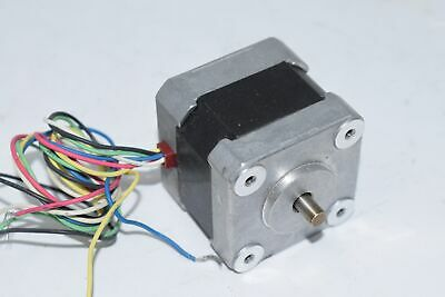 VEXTA PX244M-03AA 2 Phase Stepping Motor 12V 0.4A 0.9 Deg/Step