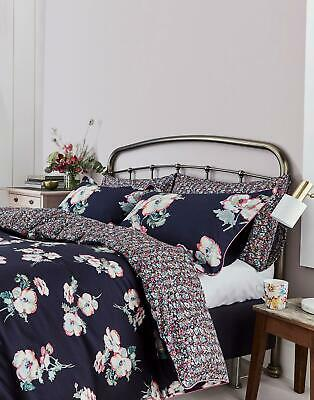 Joules Home Painted Poppy Duvet Cover in PAINTED POPPY Size Single