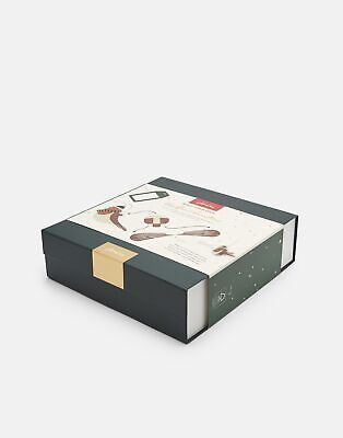 Joules Kids Christmas Kids Gift Box in Christmas in One Size