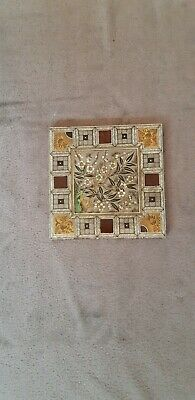 Minton Original Antique Fireplace Tiles