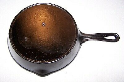 Vollrath Ware Cast Iron #5 Skillet * Heat Ring ~ Made in USA - Rite Off The Barn