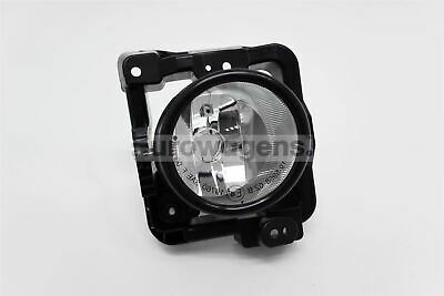 aftermarket X3 F25 2014 Front Fog Light Lamp O//S Driver Right