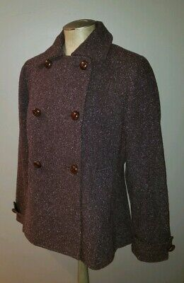 $228 SZ XS SOLD OUT! Ladies RET Express Wool Coat NEW