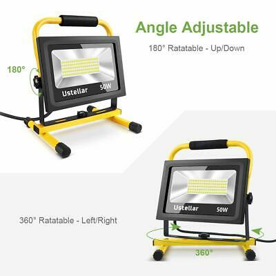 Ustellar 50W LED Work Light (400W Equivalent)