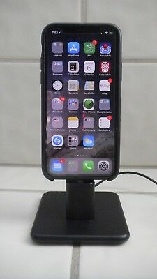 HiRise 2 Deluxe Charging / Viewing Stand for Apple & Android Devices - Black