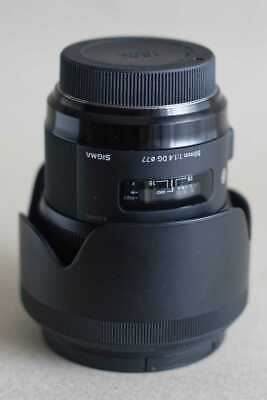 Sigma 50mm F1.4 DG HSM Art FOR SONY A-Mount