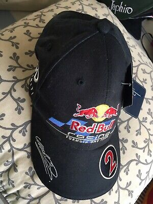 Red Bull Racing Embroidered Cap