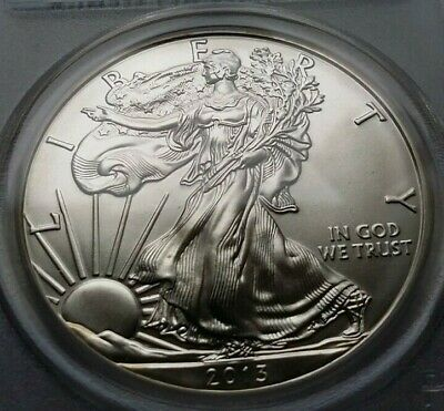 MS 69 2013 W American Silver Eagle First Strike Swiss America Trading MS 69 PCGS