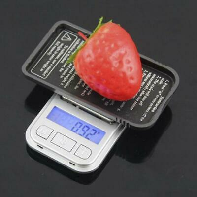 Mini Digital Scale 0.01g-200g Portable LCD Electronic Jewelry Scales-Weight News