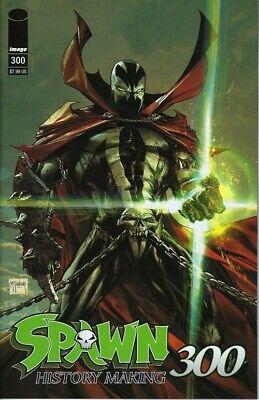 Spawn #300 (2019) Cover A McFarlane VF/NM or better