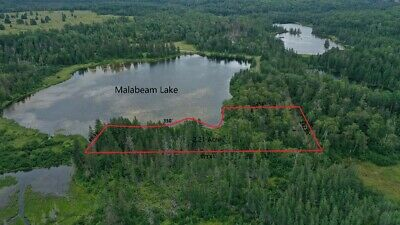 ***Own 2.21 Acres On A Northern Maine Lake***
