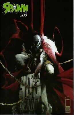 Spawn #300 (2019) Cover I Alexander VF/NM or better