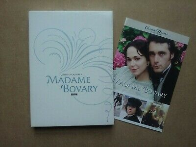 Madame Bovary - 2000 Tv Period Drama Mini-Series Adaptation (DVD)