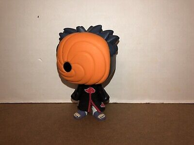 Funko Pop Anime Naruto Shippuden Tobi Vinyl Figure No Box