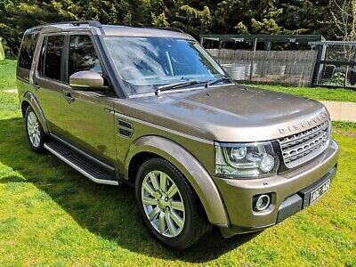2014 Land Rover Discovery Tdv6 3.0L Diesel Auto 4X4 My15 *Dvd*Side-Steps*Tow-Bar