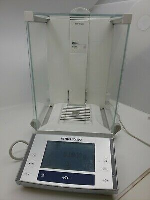 Mettler Toledo XS204 Analytical  Balance Laboratory Scale , See Description