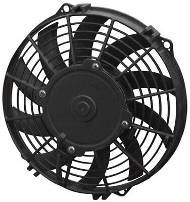 Spal Ef3529 10'' Low Profile Pusher Electric Thermo Fan Curved Blade 12V 708 Cfm