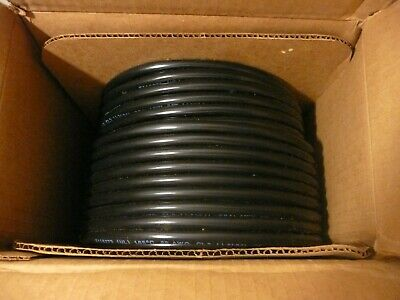 * New Amphenol Corp Spectra-Strip 100Ft 159-2801-025 Jacketed Rnf/Tnf 25 28 Awg