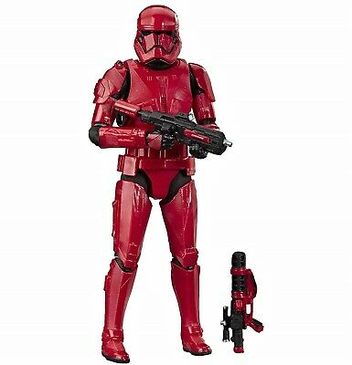 "Star Wars The Rise Of Skywalker Black Series Sith Trooper 6"" Action Figure"